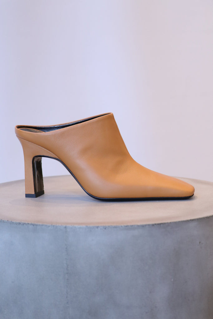 Simon Miller Foxy Mule in Toffee