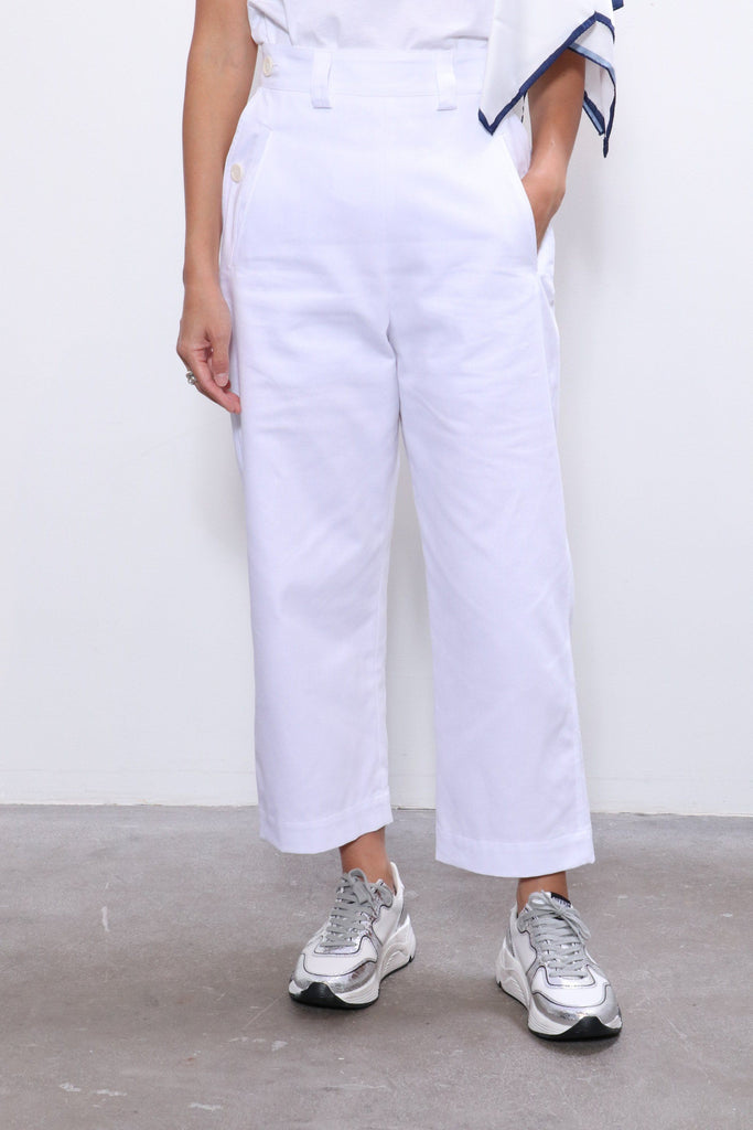 Jejia Pants in White