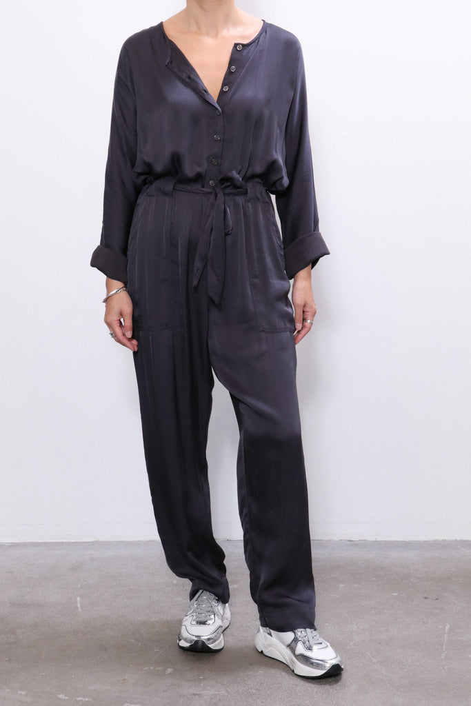 Raquel Allegra Jumpsuit in Slate