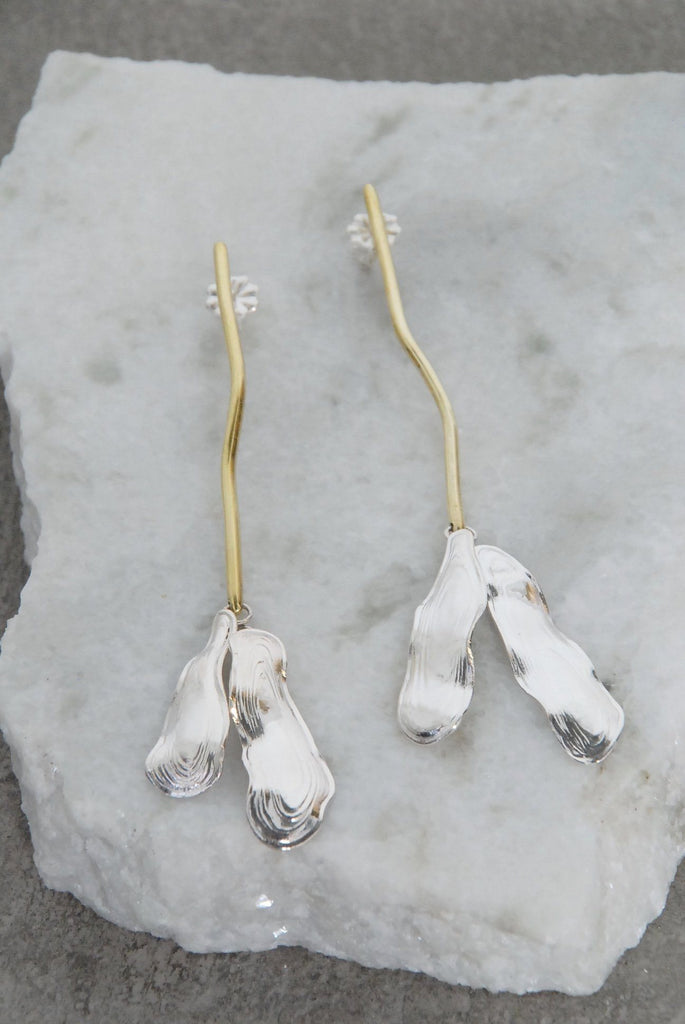 Leigh Miller Sea Twig Earrings - WE ARE ICONIC