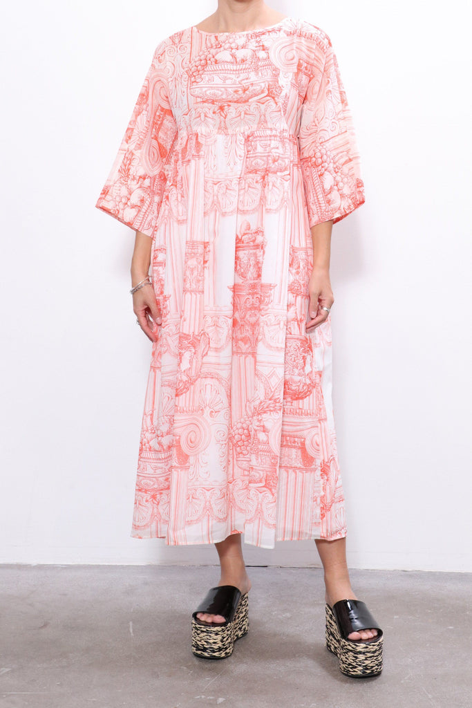Mara Hoffman Harrietta Dress in Pilastro Print