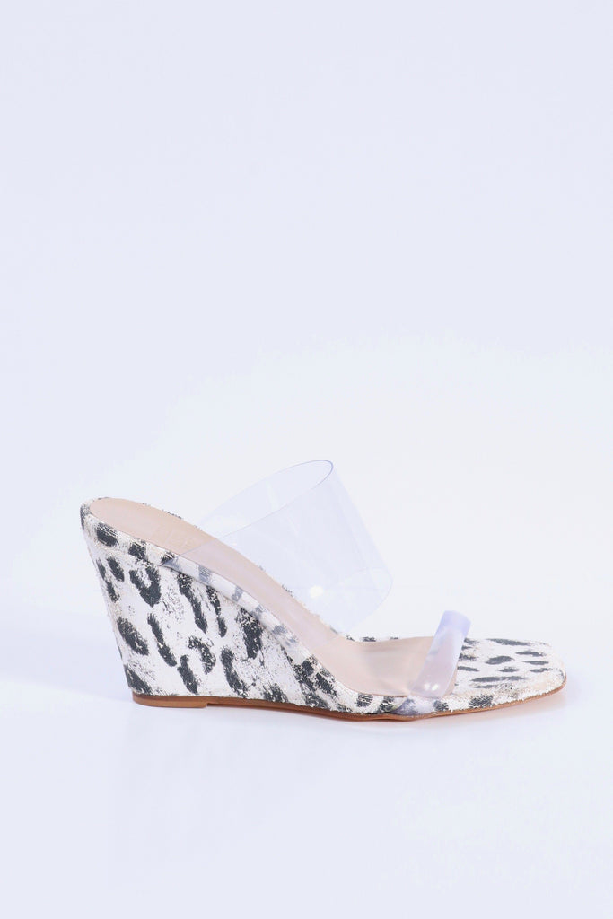 Maryam Nassir Zadeh Olympia Wedge in Jaguar