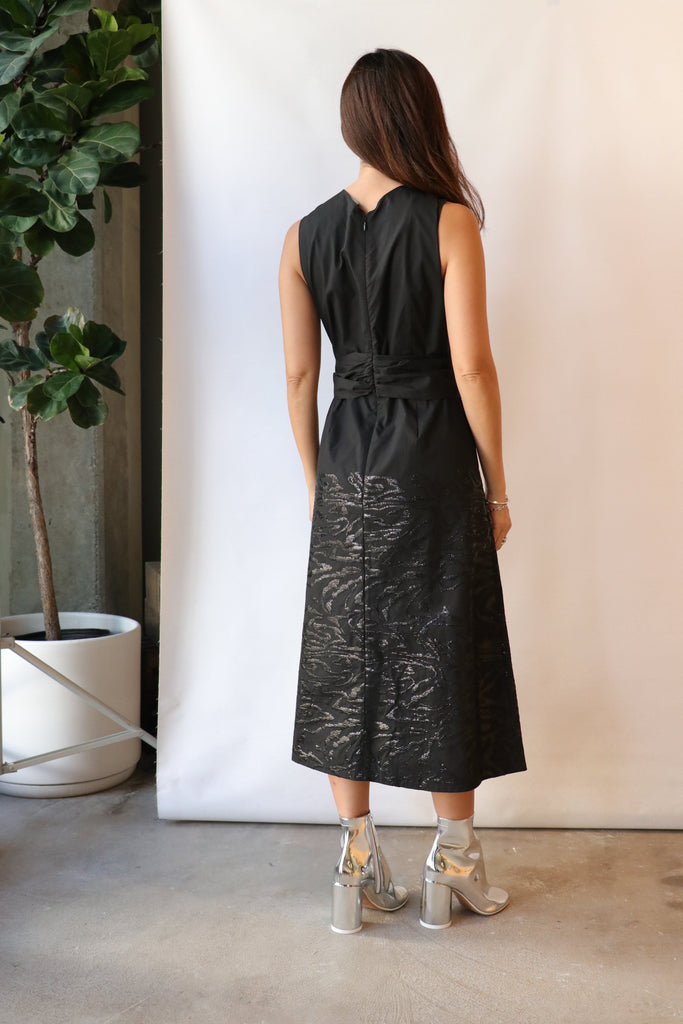 Rachel Comey Meko Dress in Black