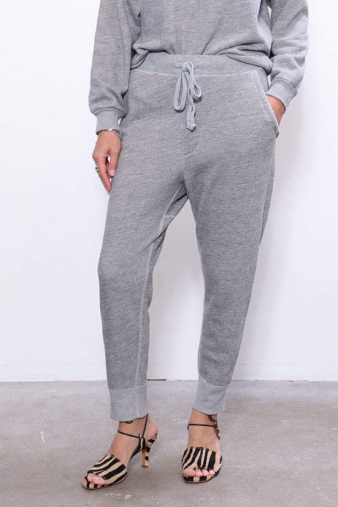 Nili Lotan Nolan Pant in Heather Grey