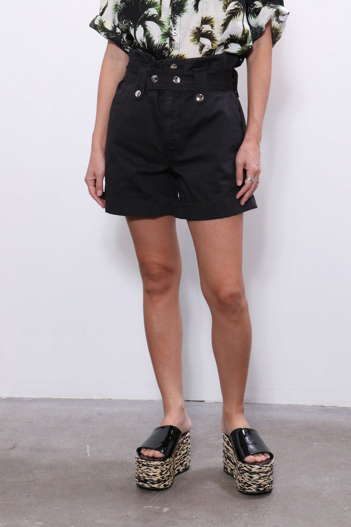 Overlover Clarke Shorts in Cool Black