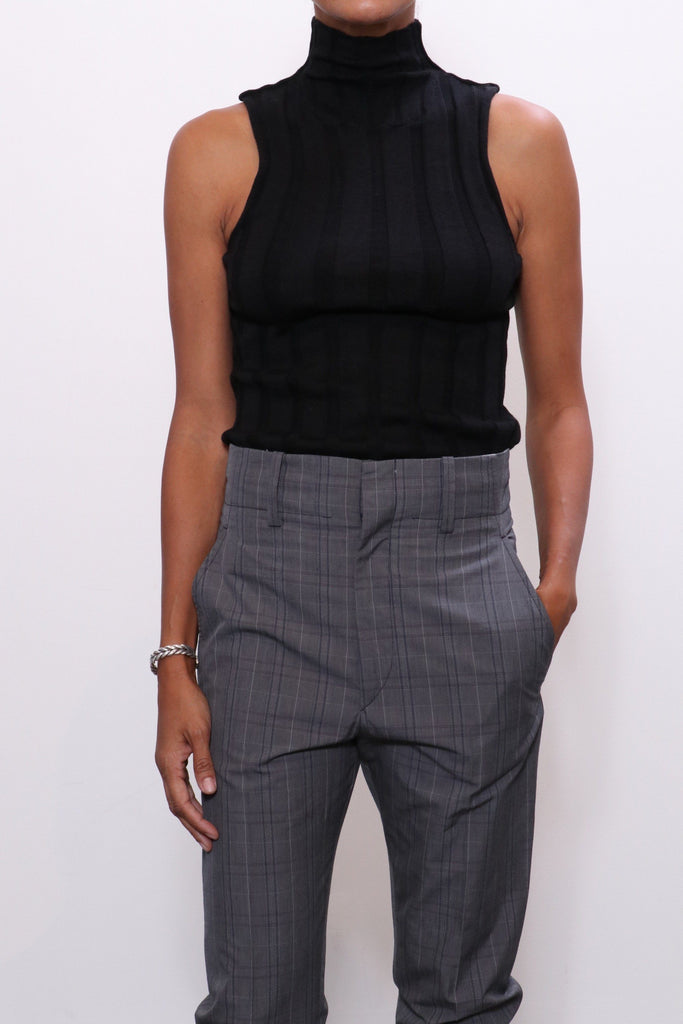 Rachel Comey Adrift Top in Black - WE ARE ICONIC
