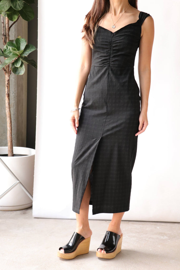 Rachel Comey Ashmore Dress in Black Dresses Rachel Comey
