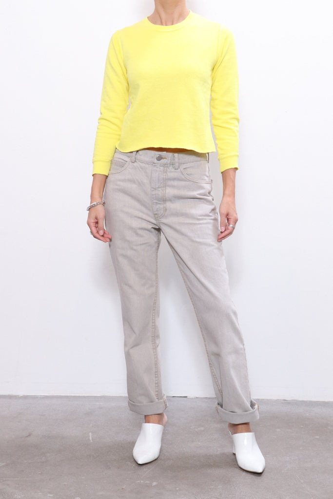 Rachel Comey New Norm Pant in Khaki Wash - WE ARE ICONIC