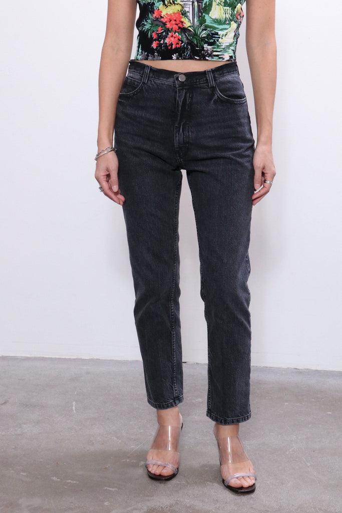 Rachel Comey Tesoro Pant in Washed Black