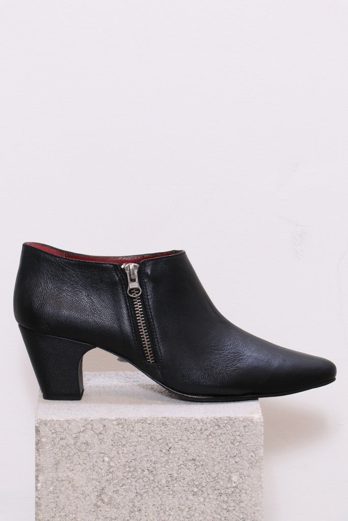 Rachel Comey Zip Boot in Black - WE ARE ICONIC