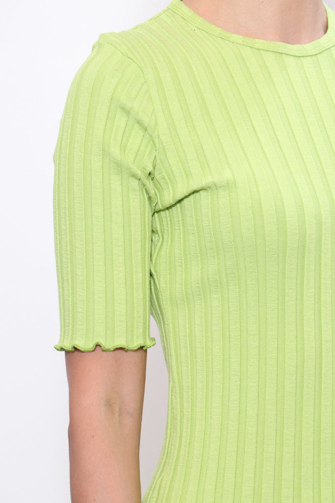 Simon Miller Capo Dress in Algae