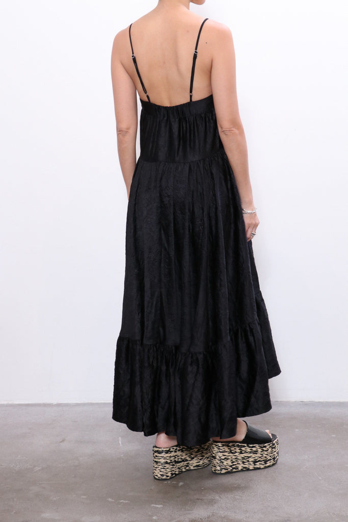 Simon Miller Pumpa Dress in Black