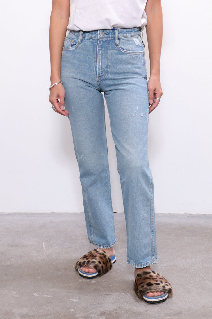 Simon Miller W013 Jean in Vintage Indigo - WE ARE ICONIC