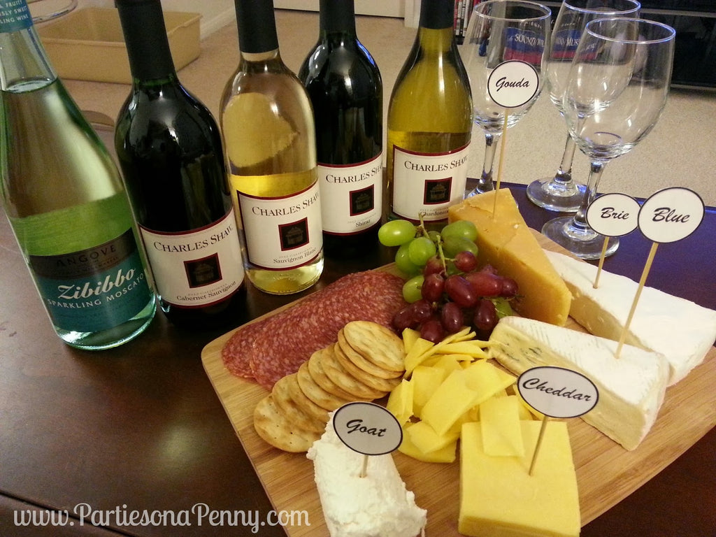 How to Pair Wine and Cheese