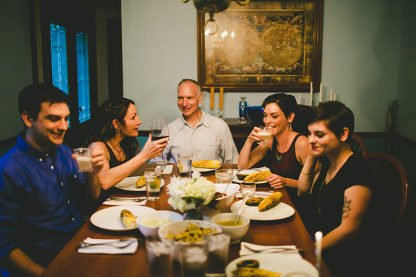 On Gratitude for the Dinner Table