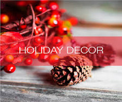 Holiday Décor & Tabletop