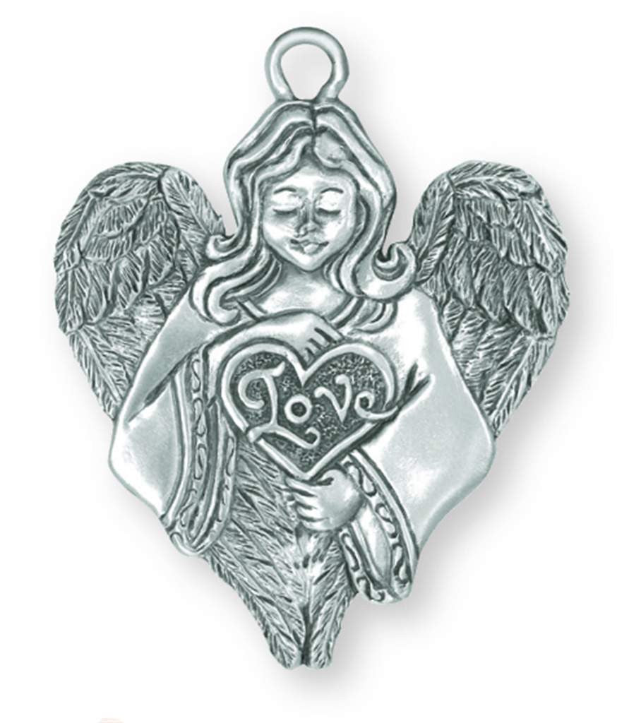 Angel / Love Ornament SC-437
