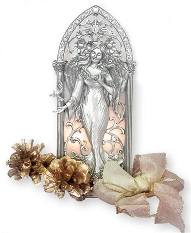 Angel of Faith Votive Screen LG. CSC-1