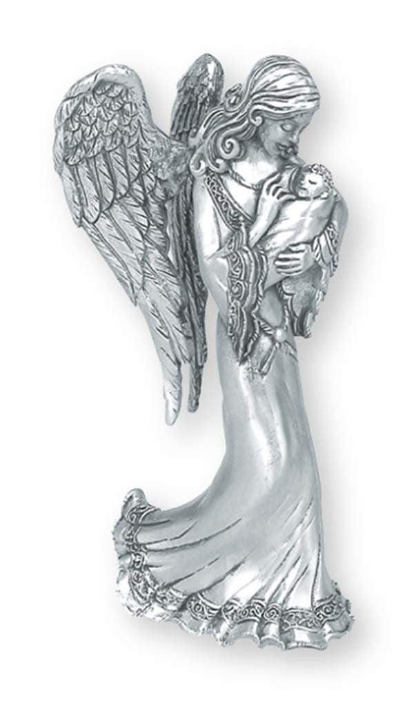 Angel w/ Baby Standing Orn. SO-41