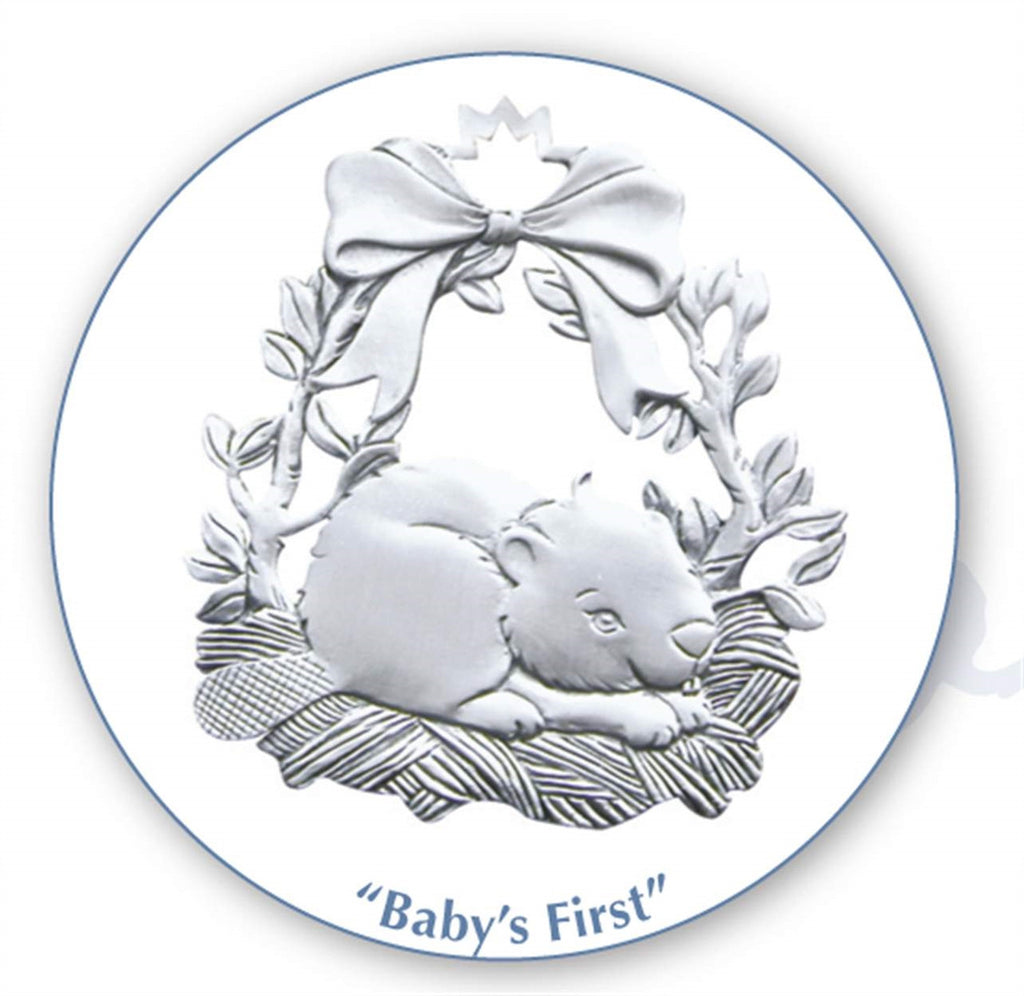Baby Beaver Ornament MC-6