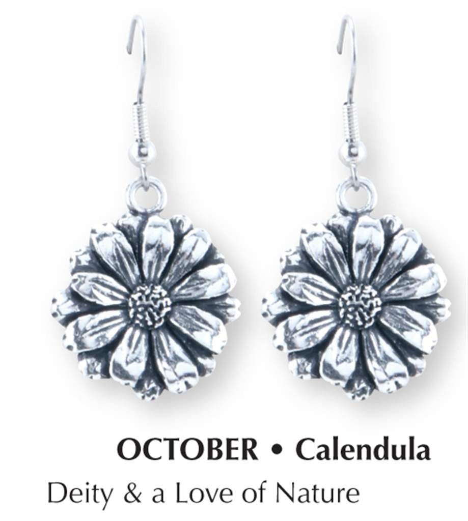 Calendula Earrings