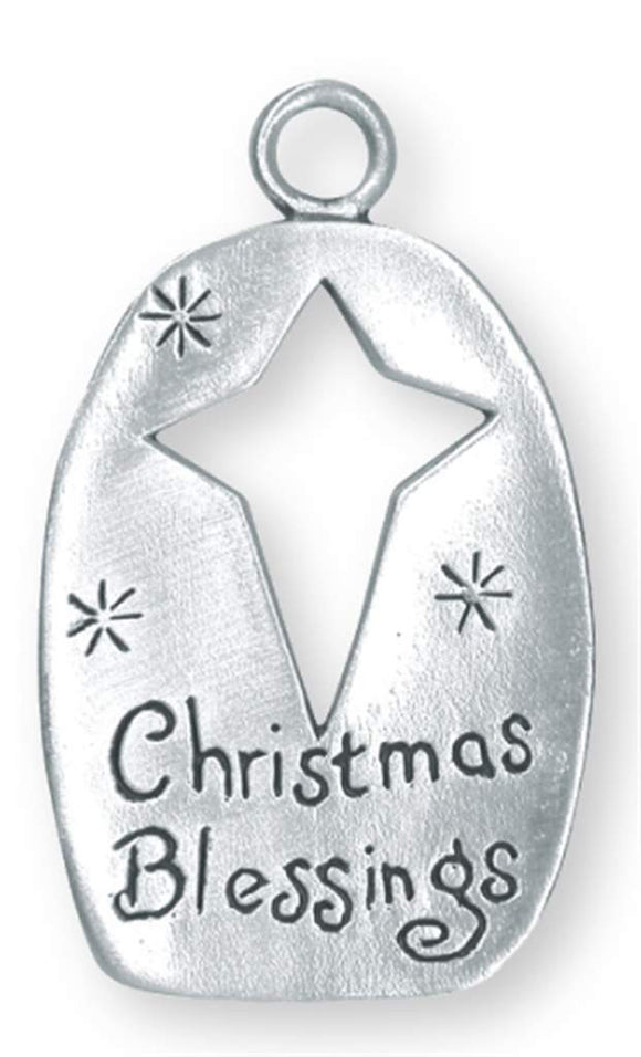 Christmas Blessings Holly Jolly Tin  SC-2053
