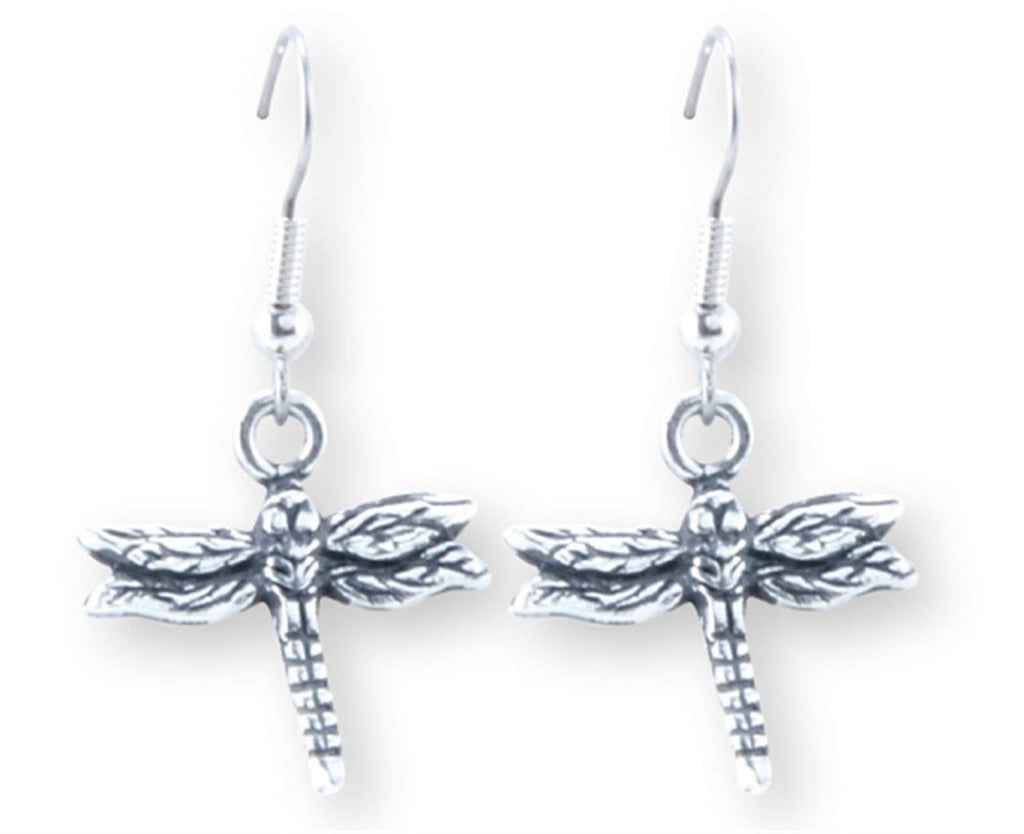 Dragonfly Dangle Earrings DD-78