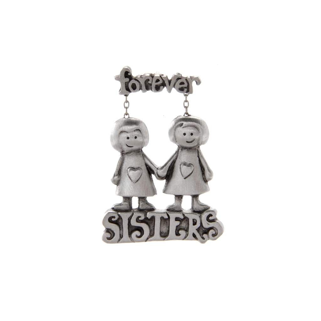 Forever Sisters Pin JP-435