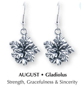 Gladiolus Earrings DD-96