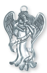 Guardian Angel of Baby's Ornament PA-26