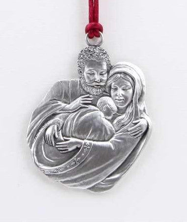 Holy Family Ornament SC-565