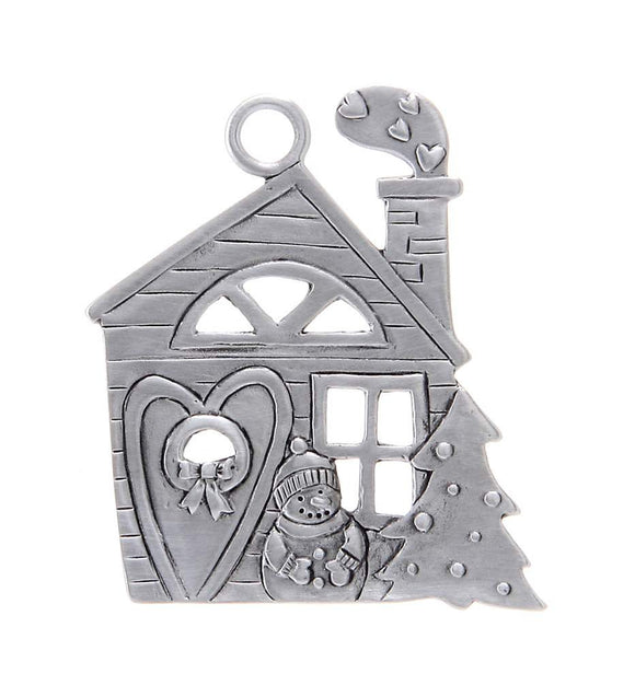 Home with a Heart Ornament SC-660