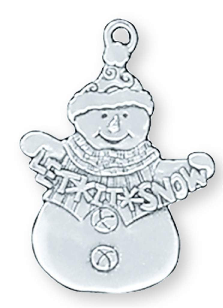 Let it Snow Ornament SC-320