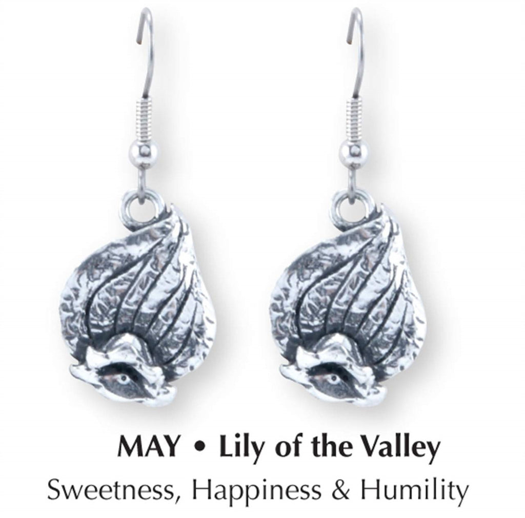 Lily of the Valley Earrings DD-93