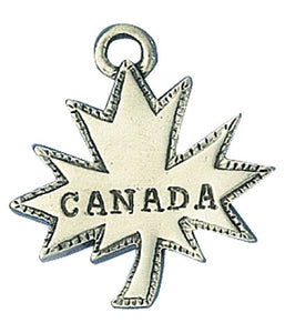 MAPLE LEAF LATCH KEYCHAIN KC-1024