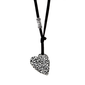 Meadow Heart Pendant PD-136