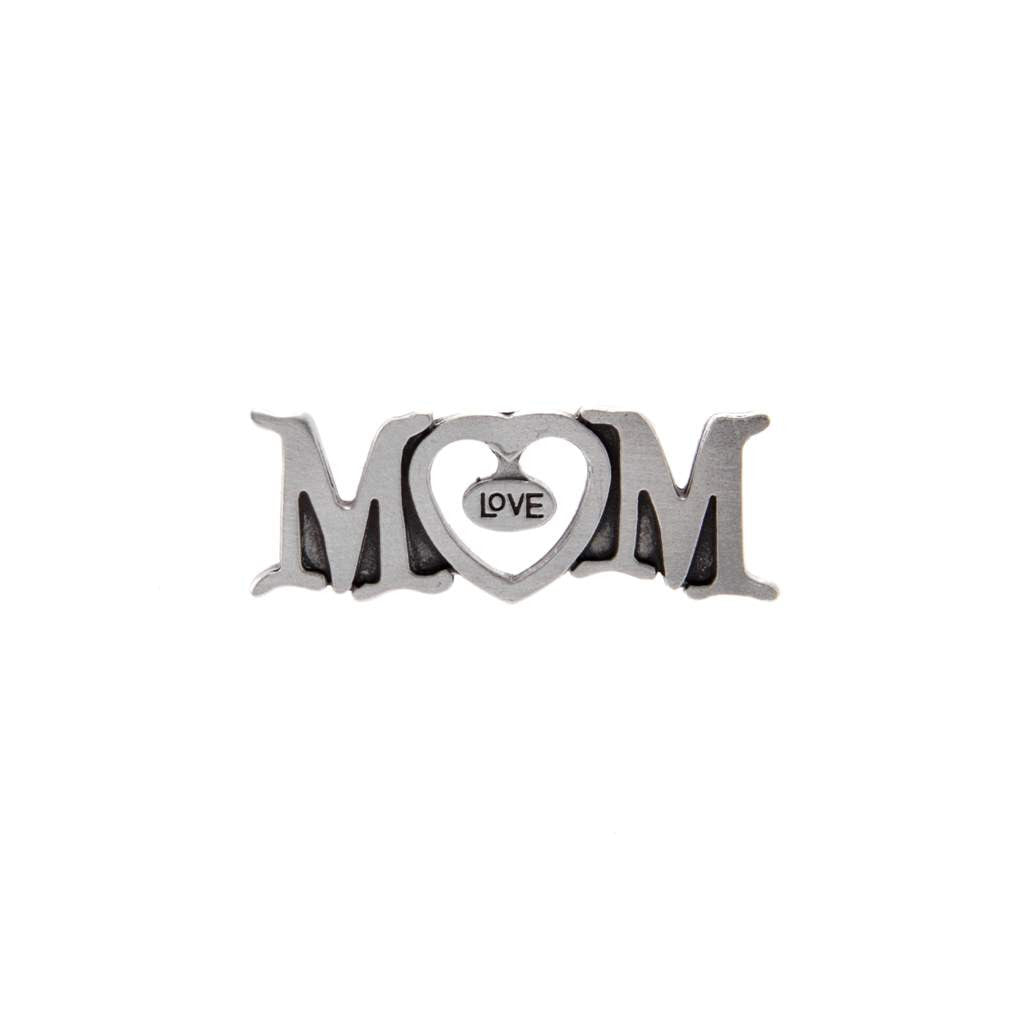 Mom/Love Pin