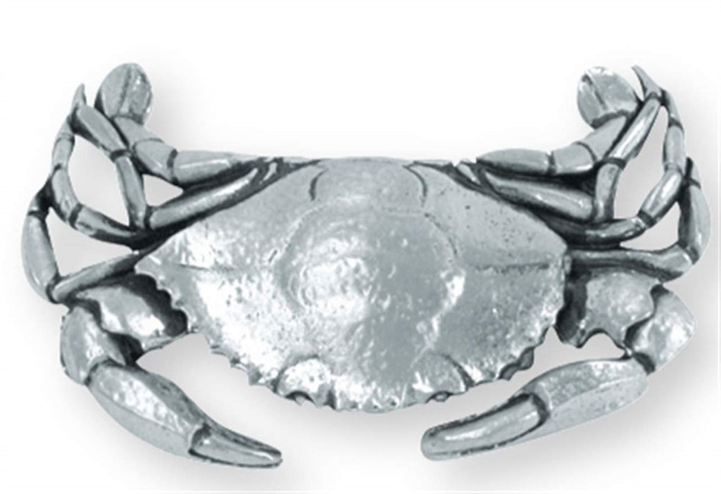 Rock Crab Jewellery Pin