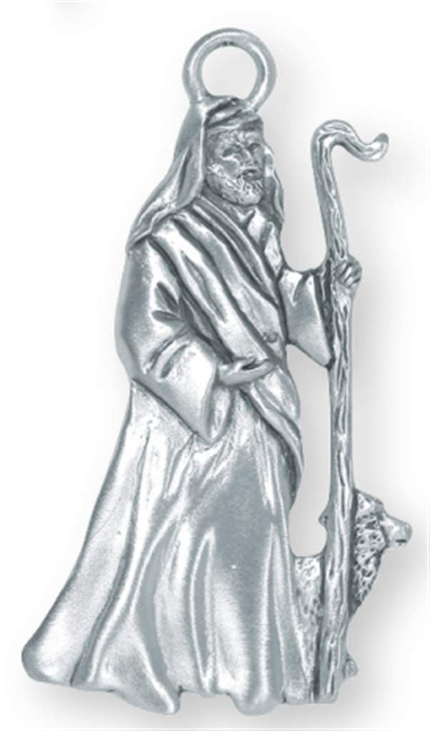 Shepherd with Staff Ornament SC-469