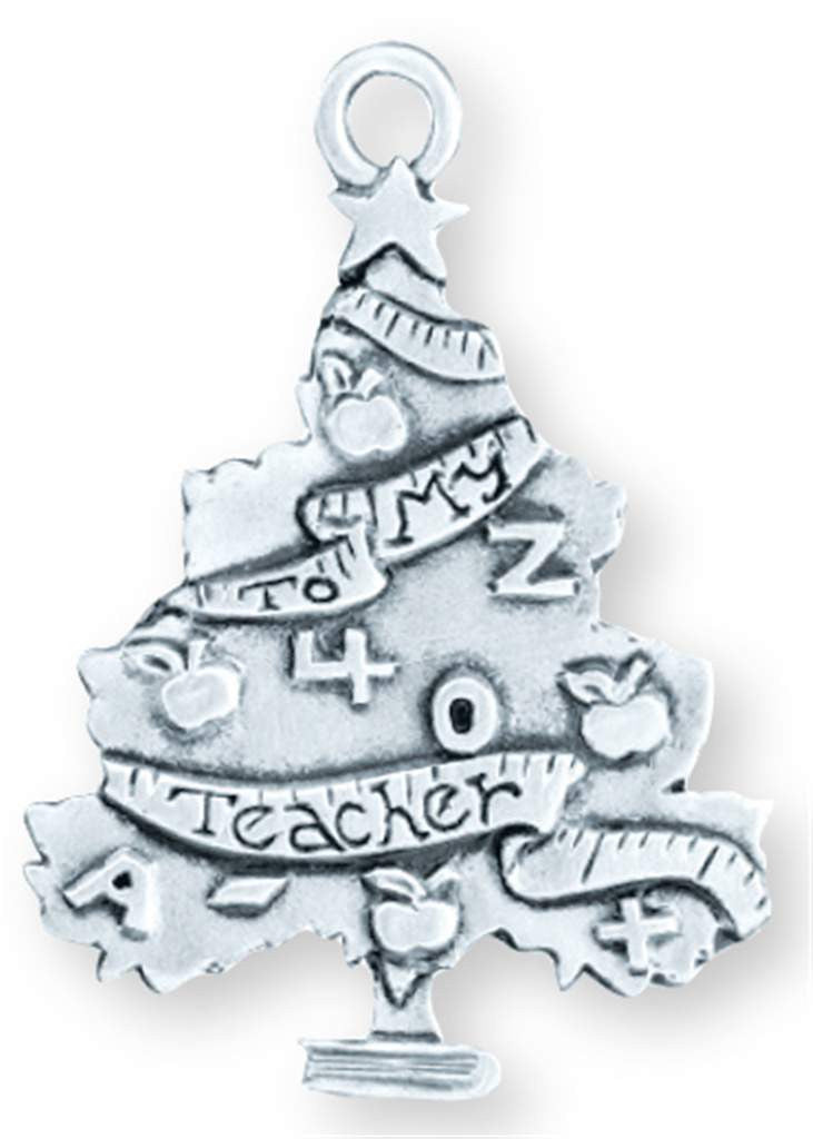 To My Teacher Ornament SC-370