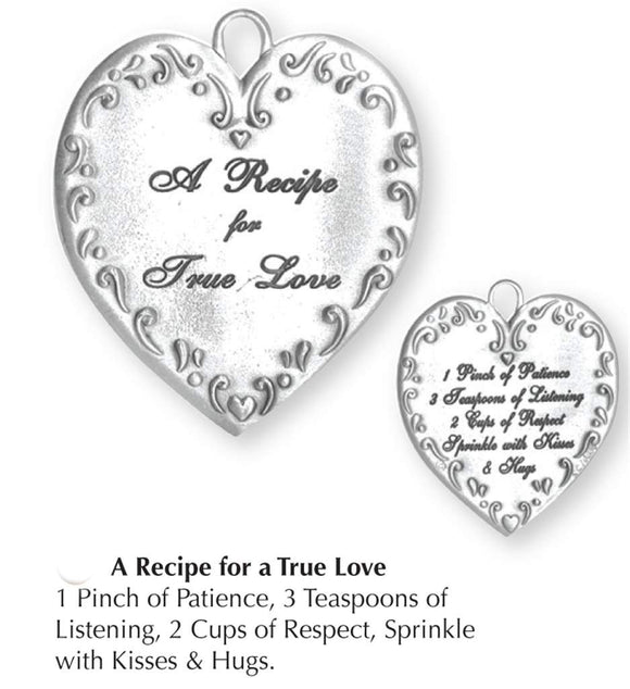 True Love Recipe Orn. SC-10009