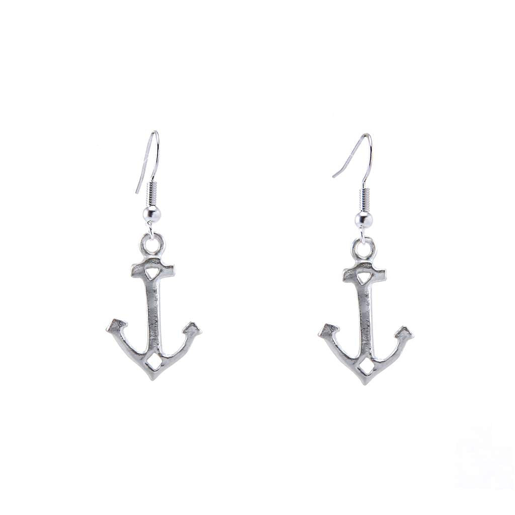 Anchor Earrings E014
