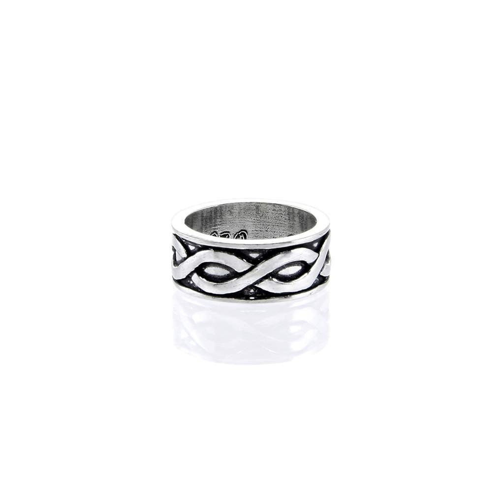 Infinity Knot Ladies Ring R008