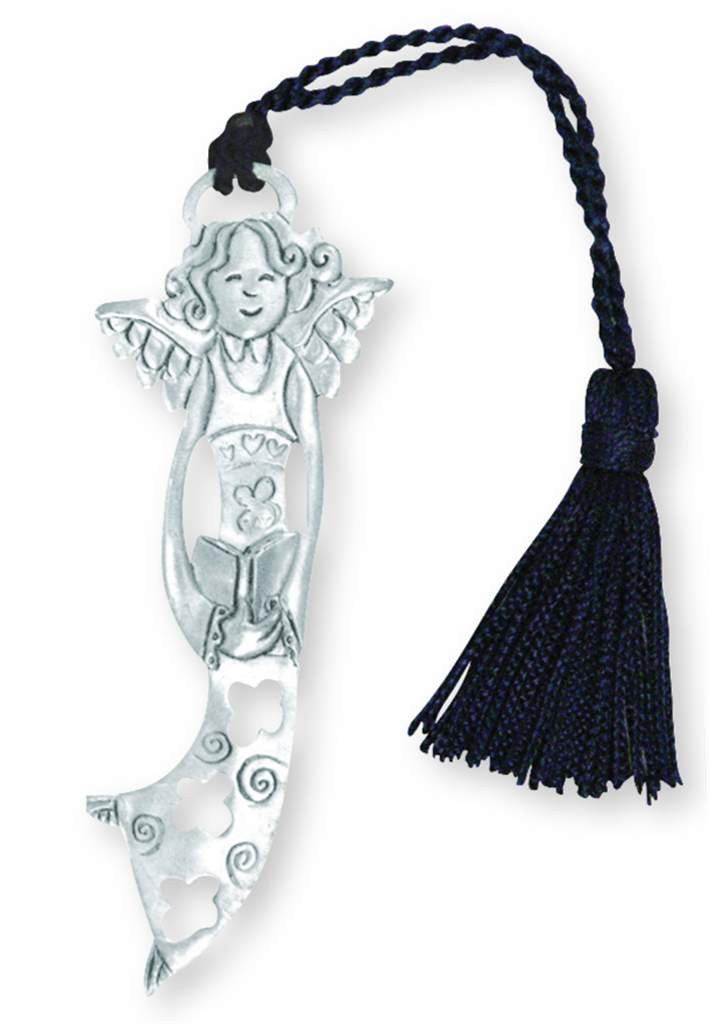 ANGEL TASSEL BOOKMARK