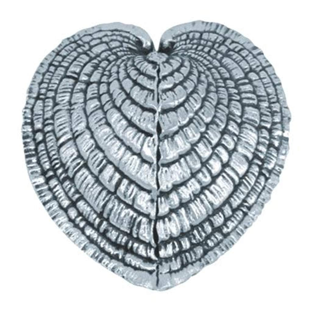 True Heart Cockle Pin