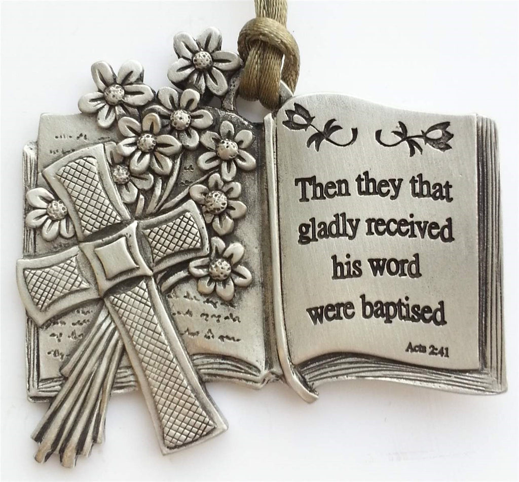 Baptism Occasion Ornament OSC016