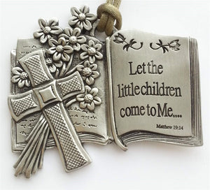 Christening Occasion Ornament OSC010