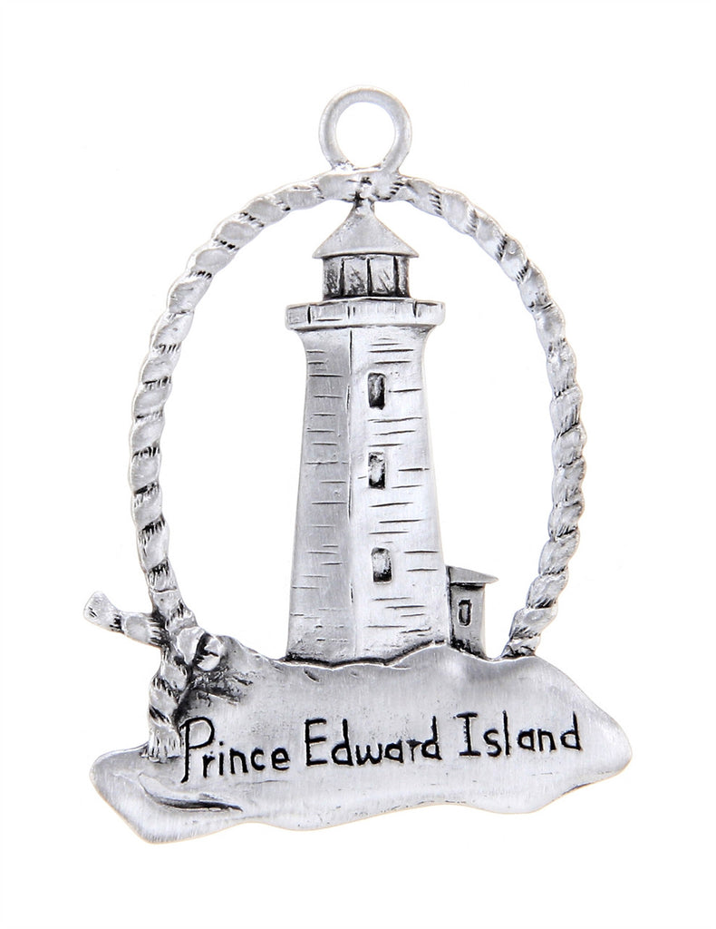 Prince Edward Island Ornament SC028
