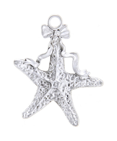 Baroque Starfish Ornament
