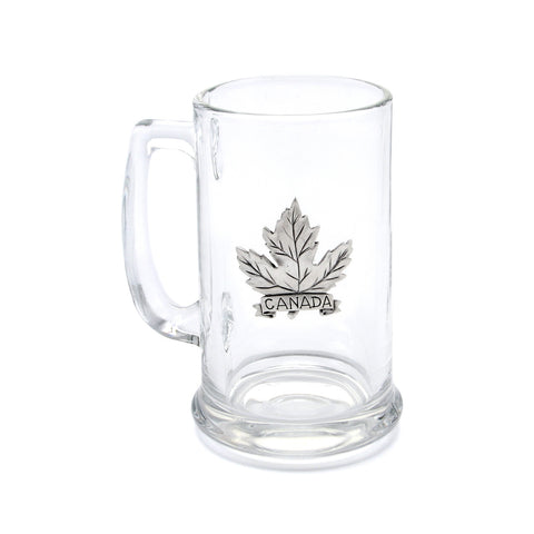 Canadian Maple Leaf Stein